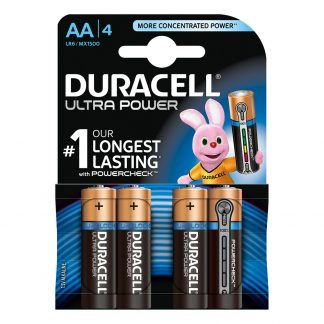 Ultra Power LR6 AA 4pk