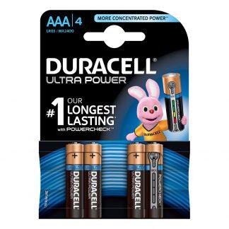 Ultra Power LR03 AAA - 4pk