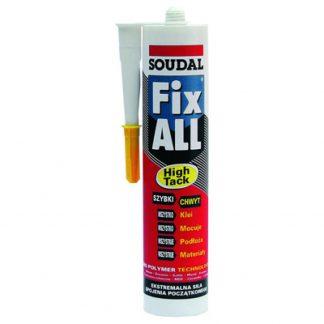 Fix All polymerlim hvit
