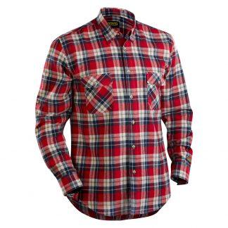 Flanellskjorte