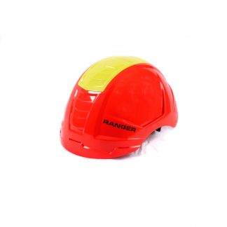 Hjelm E-Ranger Rød