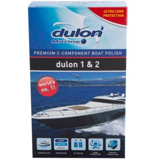 Dulon 1&2 båtpolish, 2x0,5l