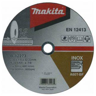 Kappeskive metall 230x1.9mm
